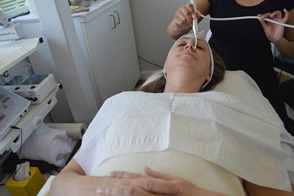 oxygena facial